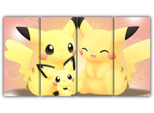 Load image into Gallery viewer, Pikachu family