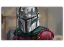 Load image into Gallery viewer, Shiny Armored Mando