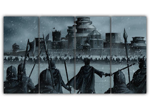 Siege Of Winterfell