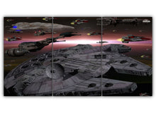Load image into Gallery viewer, Space Ships of Star Wars