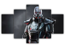 Load image into Gallery viewer, Multi Panel Star Wars Darth Malgus Split Grouped Wall Canvas Art