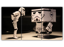 Load image into Gallery viewer, Storm Trooper Vs Cardboard