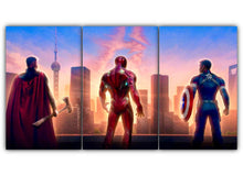 Load image into Gallery viewer, Thor Iron Man Captain America