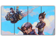 Load image into Gallery viewer, Vegeta Future Trunks and Androids