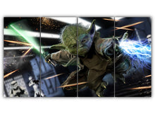 Load image into Gallery viewer, Yoda the mighty Jedi