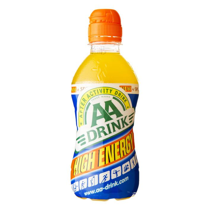 AA Drink High energy 330 ml