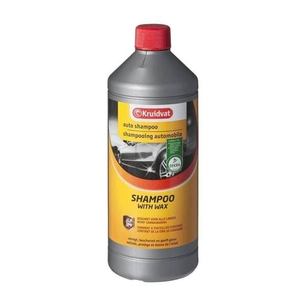 Kruidvat Shampoo With Wax Autoshampoo 1000ml