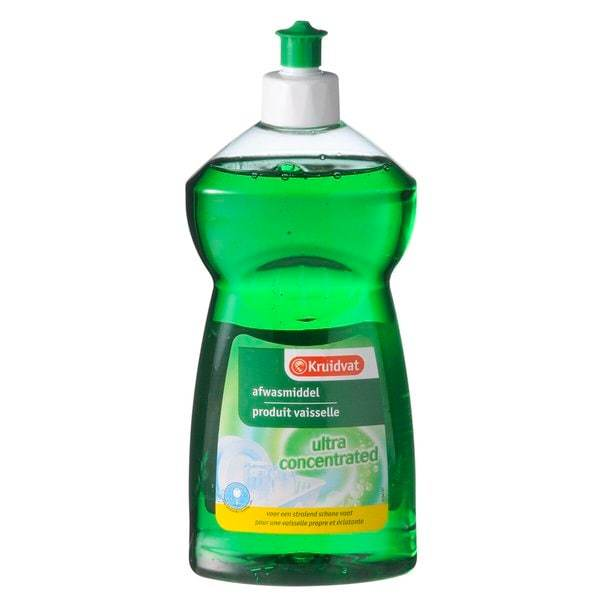 Kruidvat Ultra Concentrated Afwasmiddel 500ml