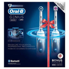 Load image into Gallery viewer, Oral-B Genius 8900 Duo Elektrische Tandenborstel