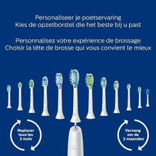 Load image into Gallery viewer, Philips Sonicare Intercare HX9002/10 Opzetborstels 2 stuks