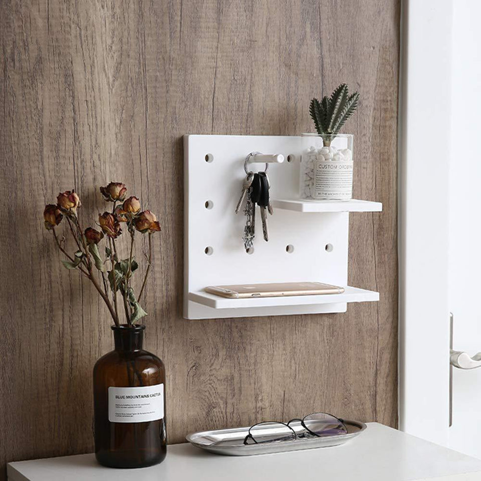 Multipurpose Storage Peg Board