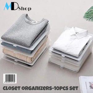 ALL IN ONE CLOSET ORGANIZER SET