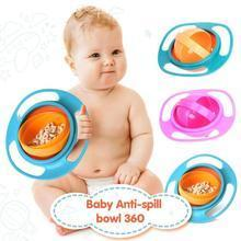 MECHDEL Magic Baby Bowl 360