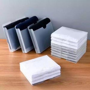 Folding Cloth Organizer (Set of 10)