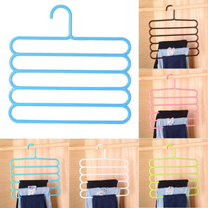 MECHDEL 5 LAYERS MULTI-FUNCTION CLOTHES HANGER