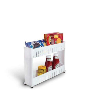 Multipurpose Slim Rack for Kitchen, Bedroom, Bathroom & Office