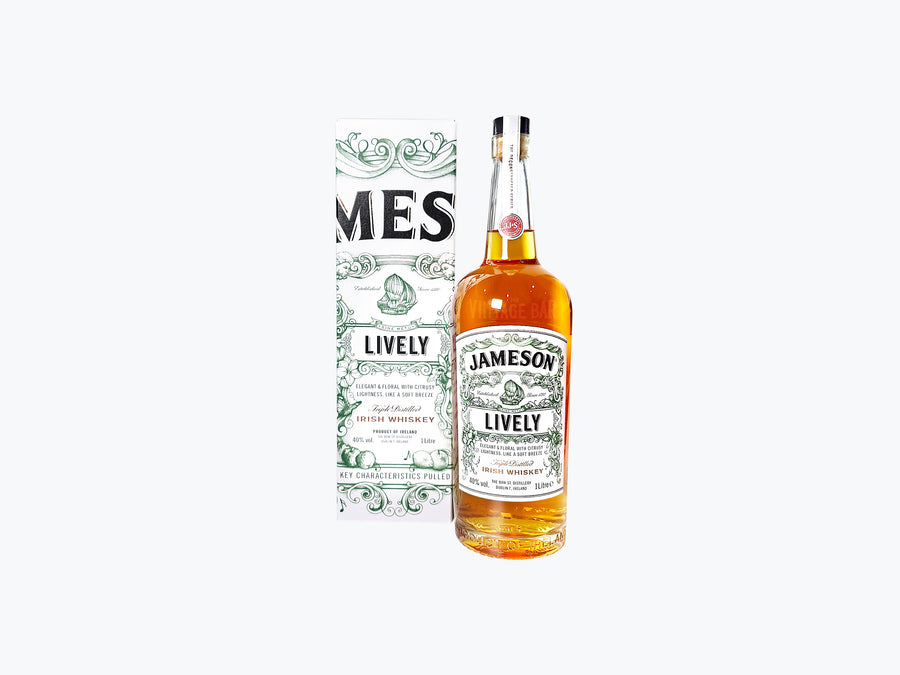 Jameson deconstructed Lively