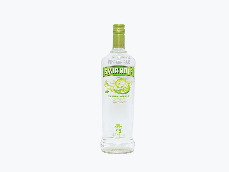 Smirnoff Green Apple 1000ml