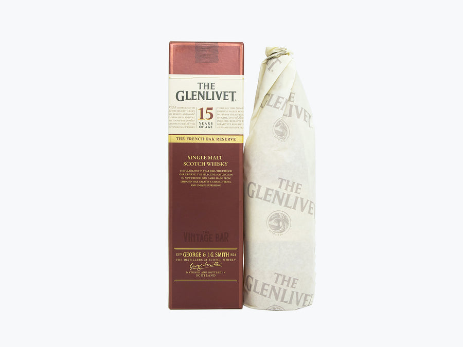 The Glenlivet 15YO 1000ml