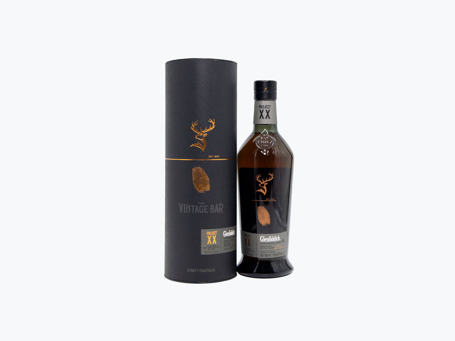 Glenfiddich Project XX 700ml w/ Gift Box