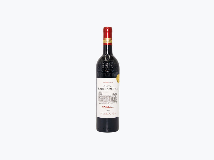 Chateau Haut Lamothe (Red) 2016 750ml