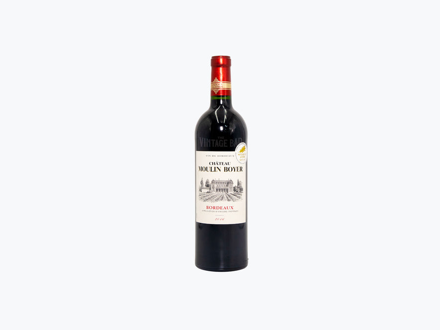 Chateau Moulin De Boyer (2016) 750ml