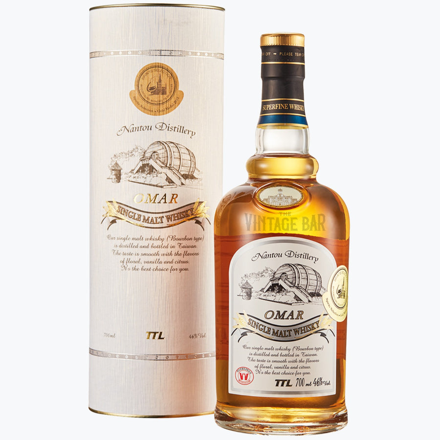 TTL OMAR Whisky Bourbon 700ml