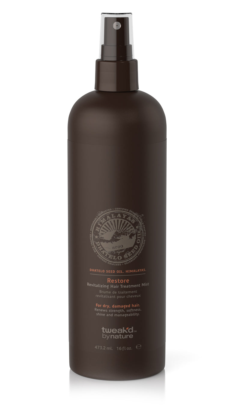 Dhatelo Restore Amber Vanilla Revitalising Hair Treatment Mist 473.2ml (16 fl.oz)