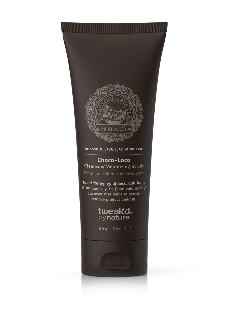 Rhassoul Choco-Loco Cleansing Volumising Scrub 85g (3 oz)