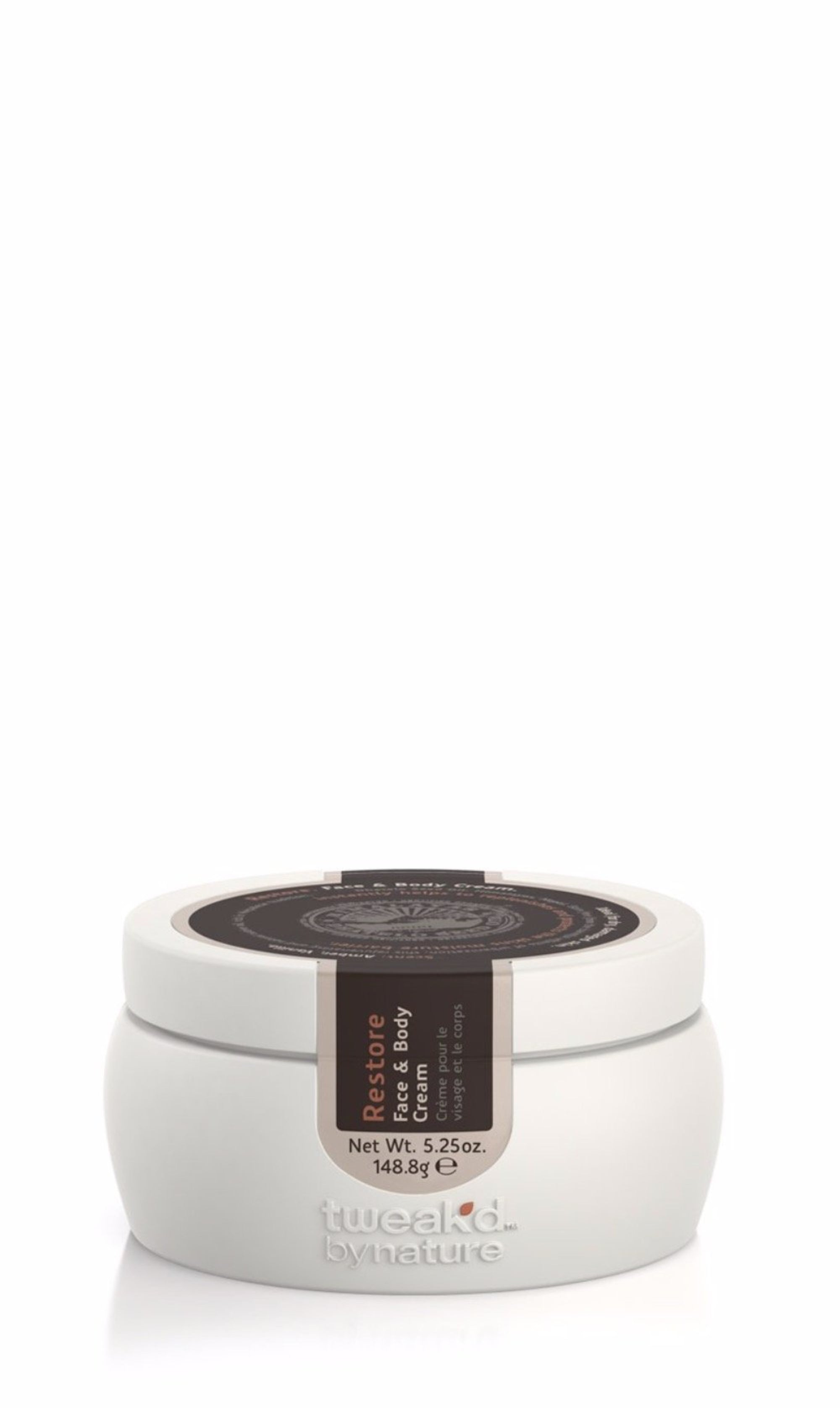 Dhatelo Restore Amber Vanilla All-Purpose Rescue Cream 148.8g (5.25oz)