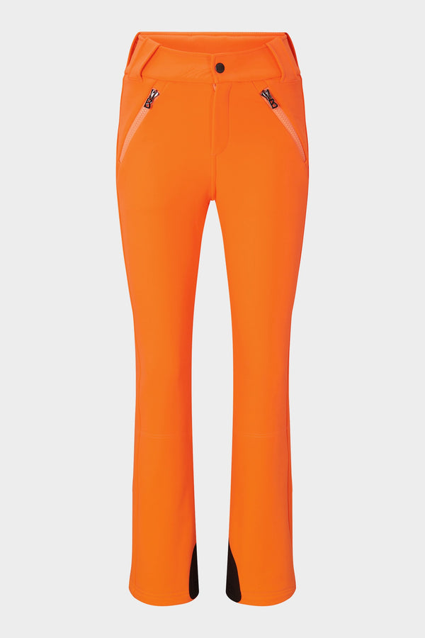 Haze Ski Pants - Bogner - Orange - front view