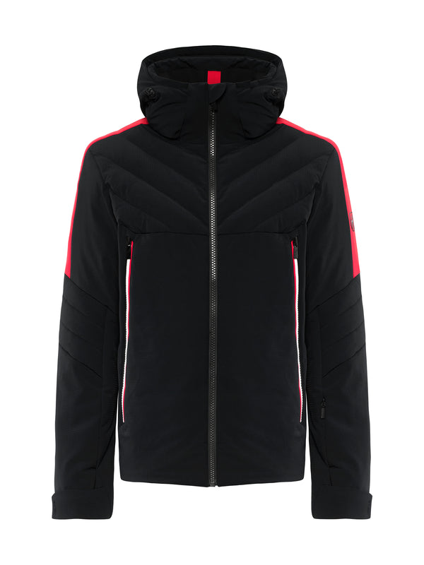 Finlay Splendid Ski Jacket - Toni Sailer - Black - front view