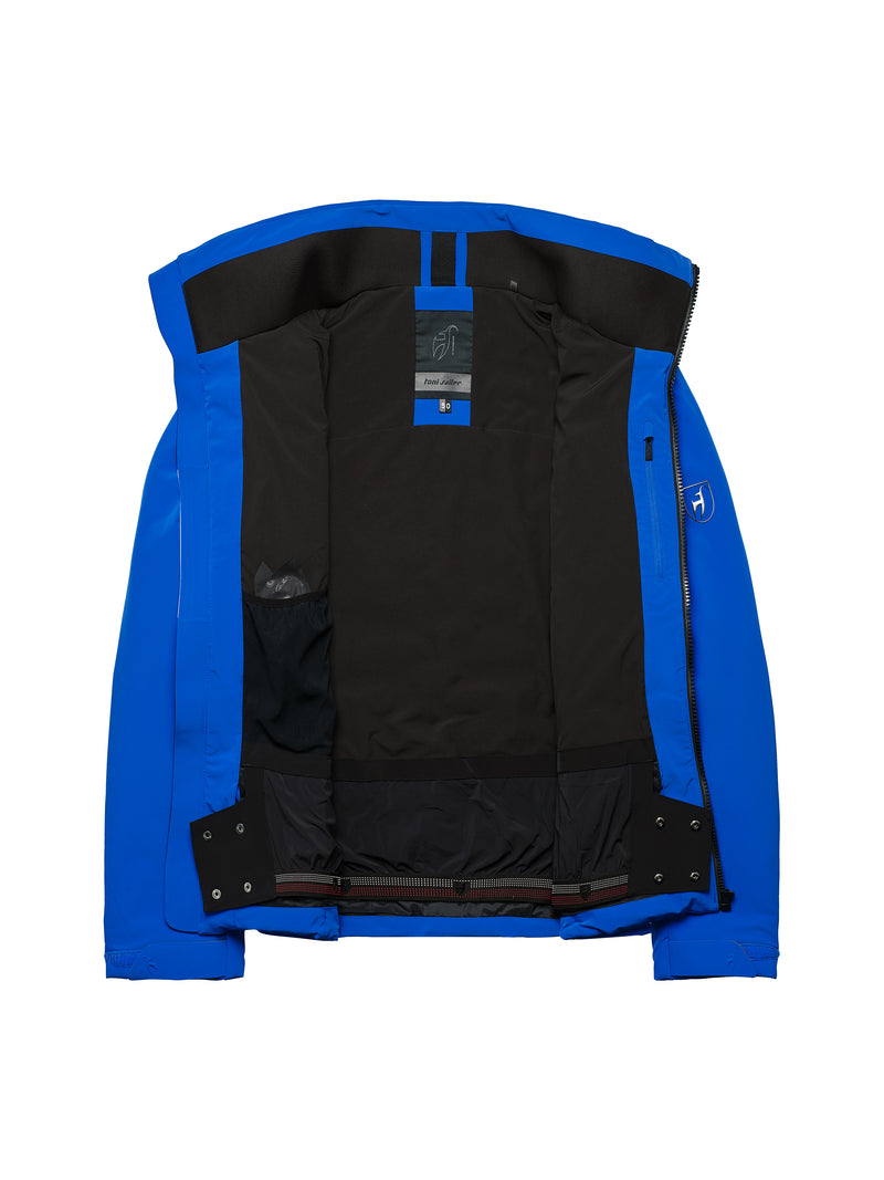 Colin Ski Jacket - Toni Sailer - Yves blue - inner view