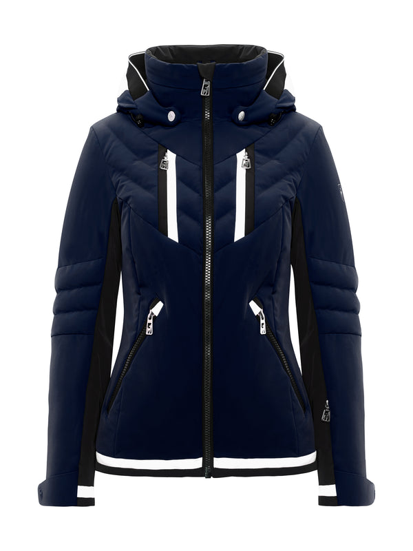 HENNI  ladies' jacket - Toni Sailer - Midnight - front view
