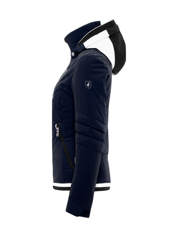 HENNI  ladies' jacket - Toni Sailer - Midnight - side view