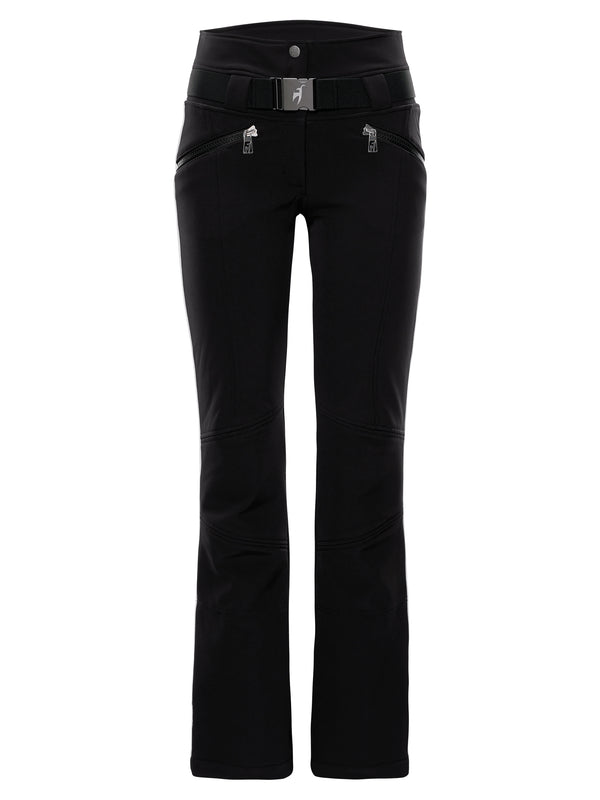 Ainas - Womens Ski Jet Pants - Toni Sailor - Black - front view