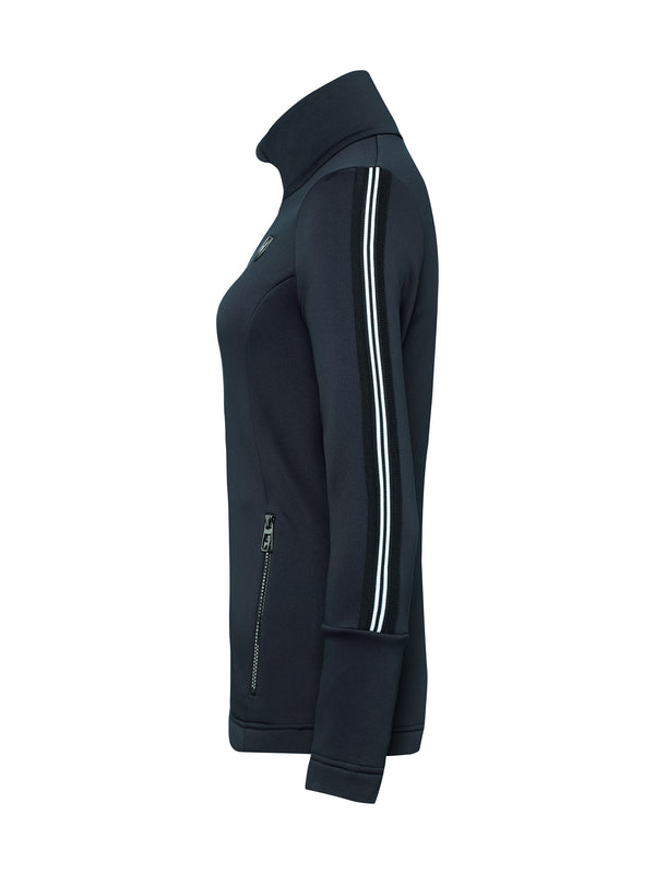 Rosa Fleece Jacket - Toni Sailer - Midnight - side view