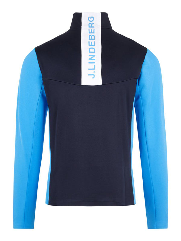 Banks - J. Lindeberg - Egyptian Blue - back view