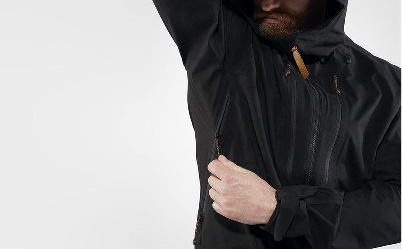 Hardshell Jacket - Keb Eco-Shell