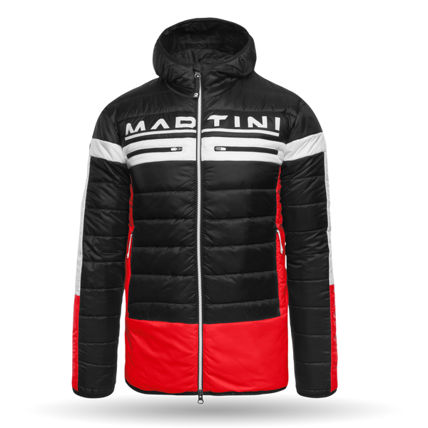 Everest Ski Mountaineering Jacket - Martini Sportswear - Black/Red