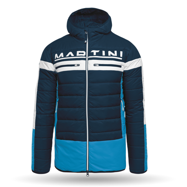 Everest Ski Mountaineering Jacket - Martini Sportswear - Iris/Imperial/White
