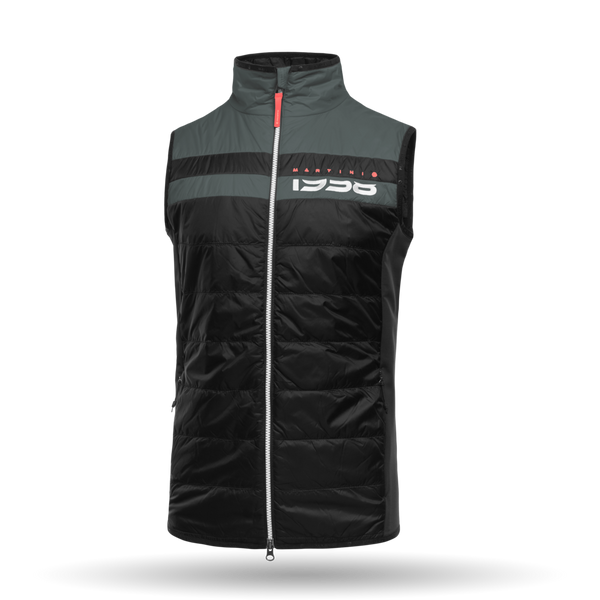 Explosion Men Vest - Martini Sportswear - Black/Steel