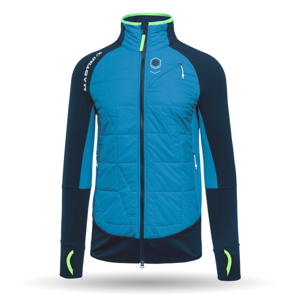 Preference Men's Outdoor Jacket - Martini Sportswear - Imperial/iris - front view