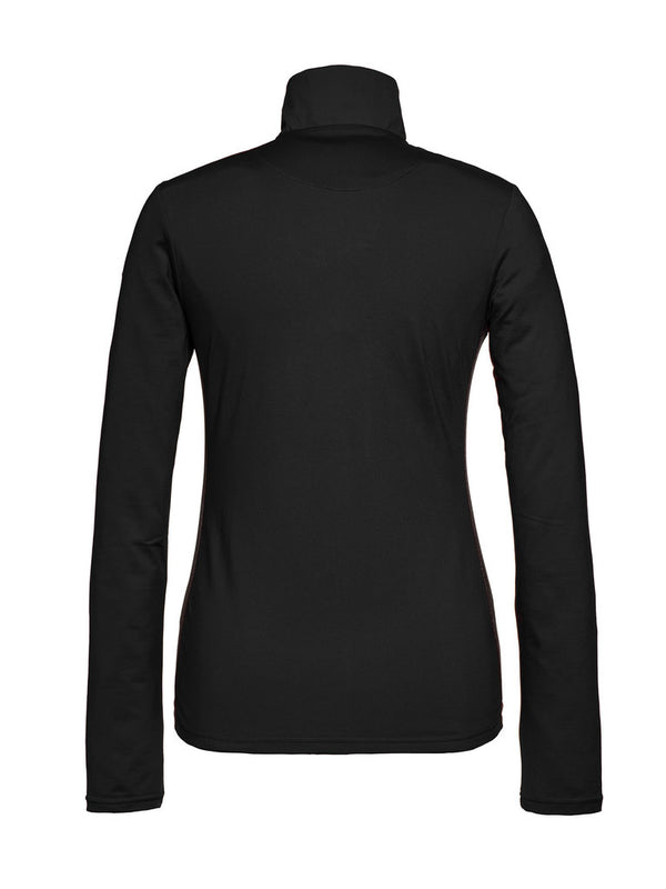 Hila Sporty ski pullover - Goldbergh - Black - back view