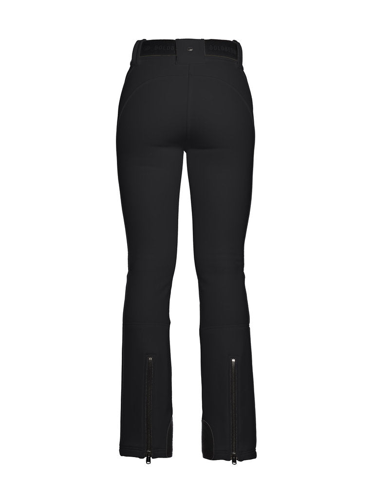 Pippa Ski Pants - Goldbergh - Black - back view