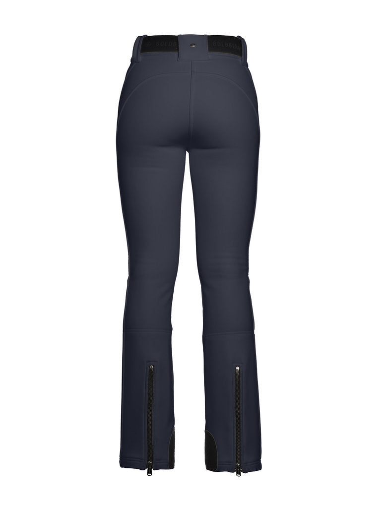 Pippa Ski Pants - Goldbergh - Dark Navy - back view