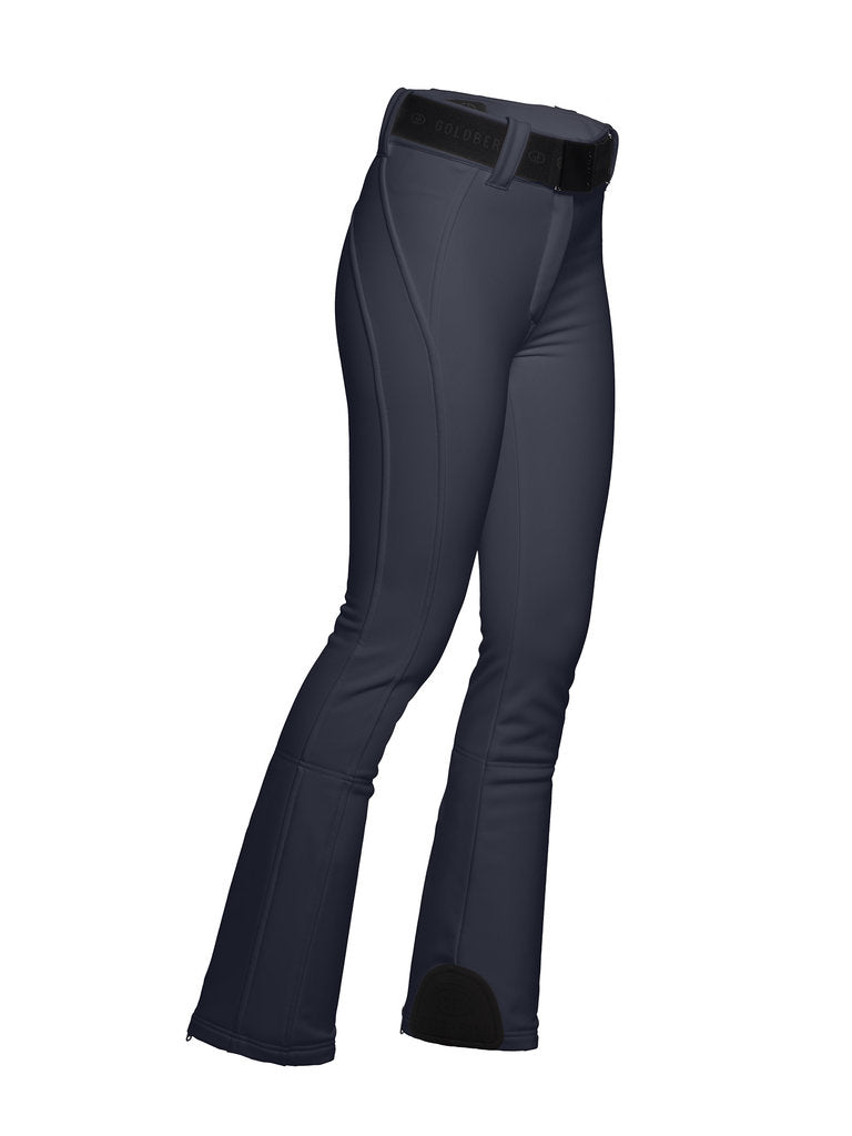 Pippa Ski Pants - Goldbergh - Dark Navy - side view
