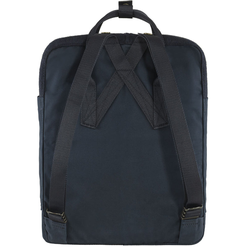 Kånken Re-Wool Backpack - Fjäll Räven - Night Sky