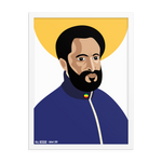 Load image into Gallery viewer, Atse Haile Selassie - Framed