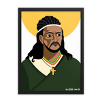Load image into Gallery viewer, Atse Tewodros - Framed